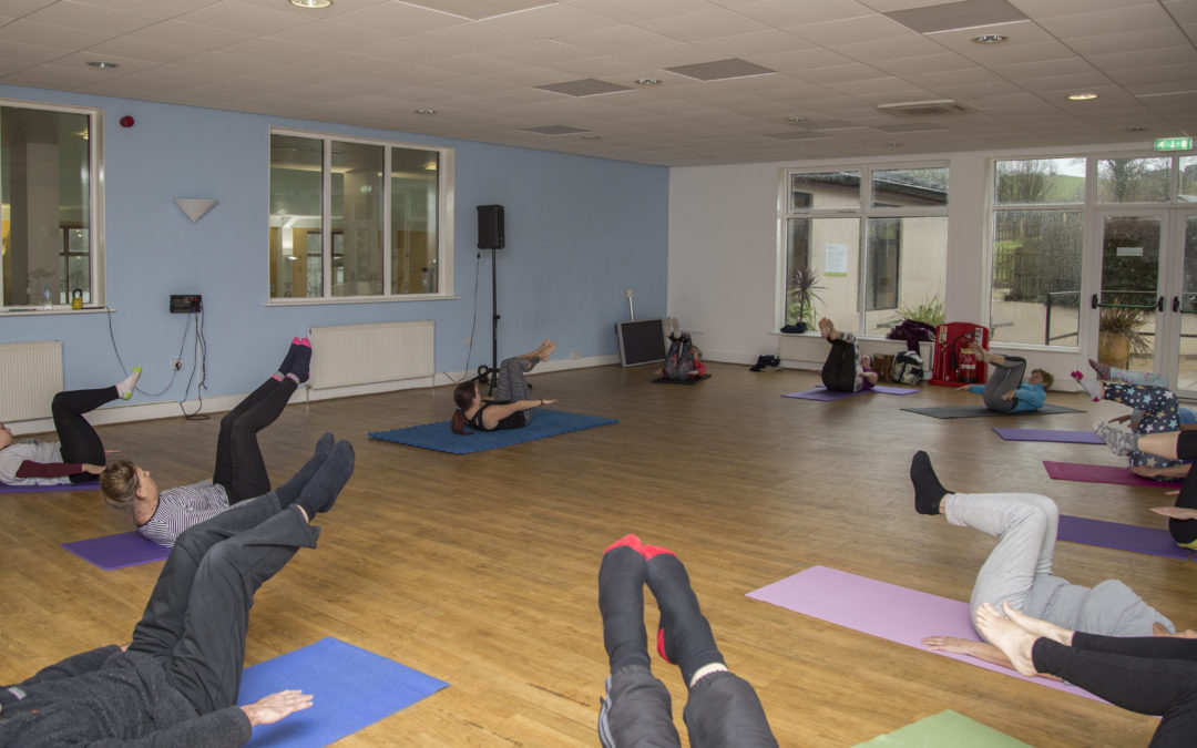 Small group pilates sessions are back