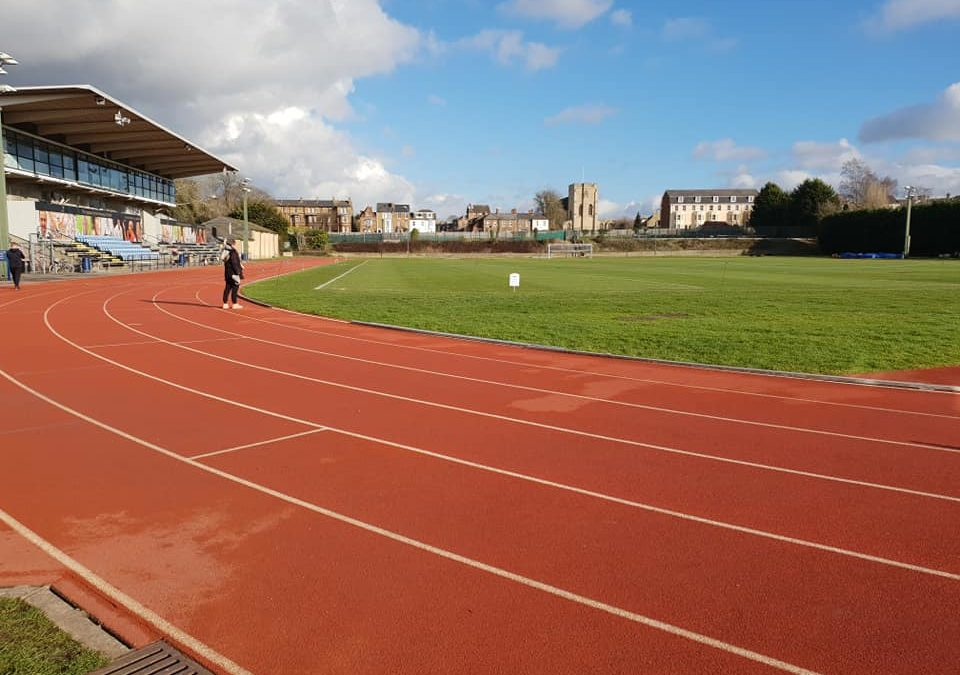 In the footsteps of Roger Bannister