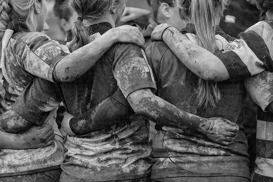 Rugby season is almost over