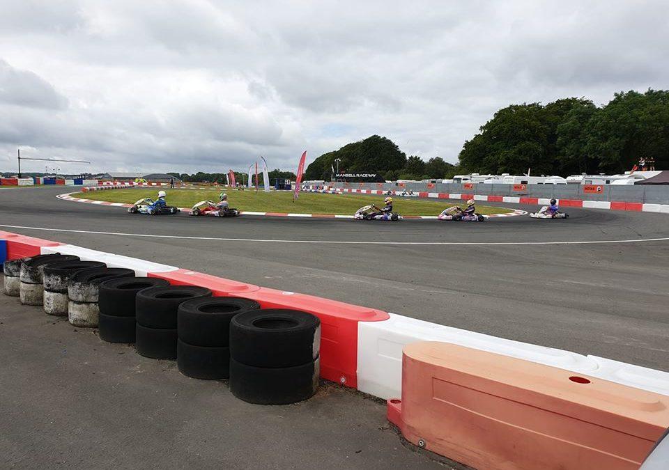 Dunkeswell Kart Racing