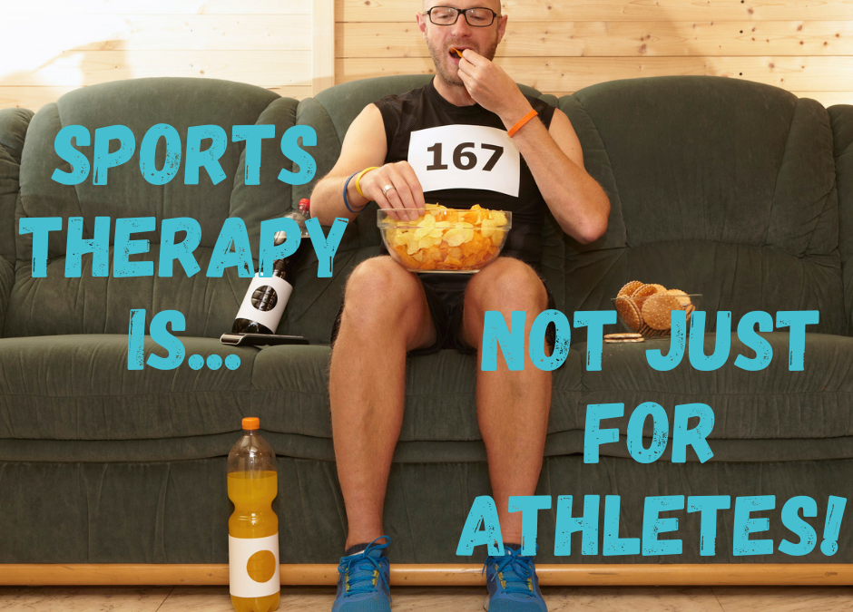 How can Sports Therapy benefit you and your family?